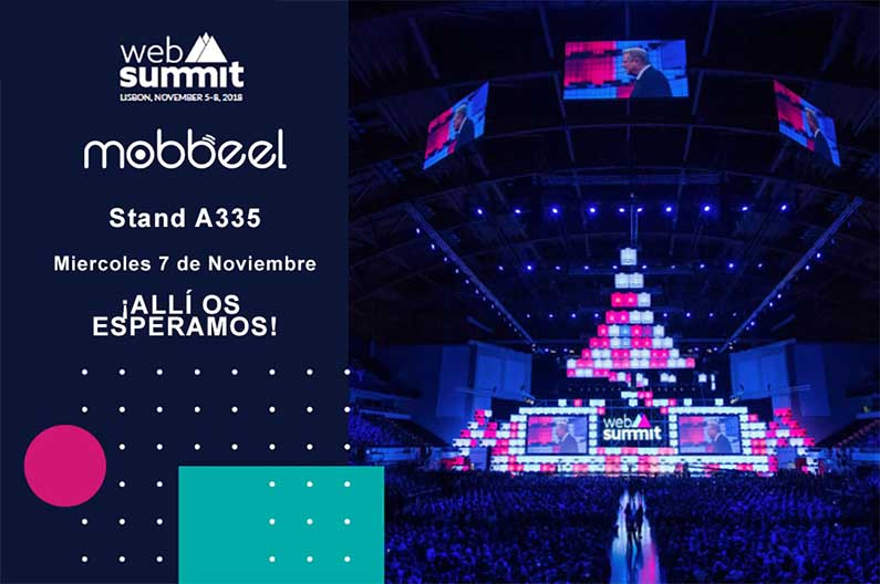 web summit 2018 mobbeel