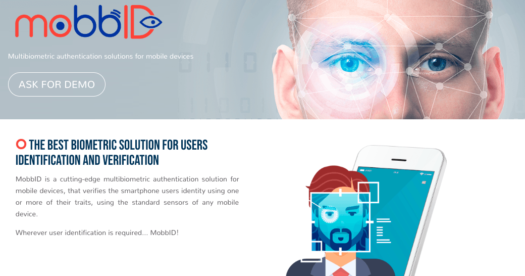 MobbID: Multi-biometric authentication solutions for mobile devices
