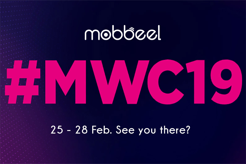Mobbeel estará en el Mobile World Congress 2019 en Barcelona