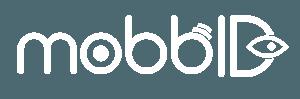 logo mobbid blanco