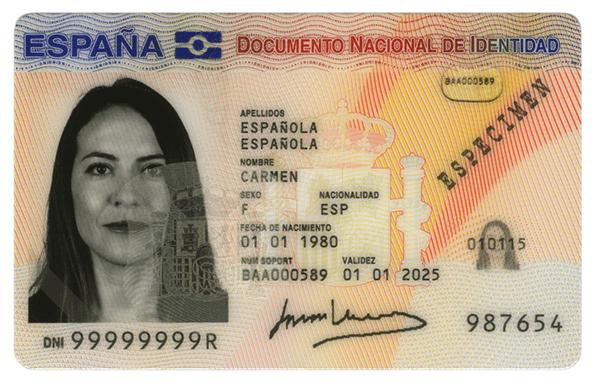 Spanish ID Cards
