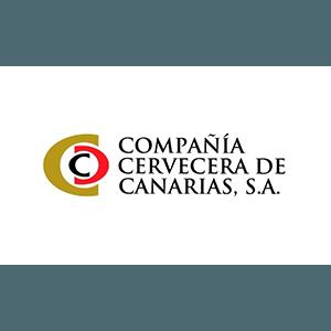 Logo Compañía Cervecera Canarias