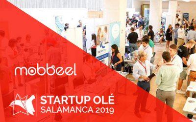 StartUp Olé 2019, nos vemos en Salamanca