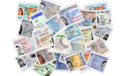AI for ID Cards Fraud Detection