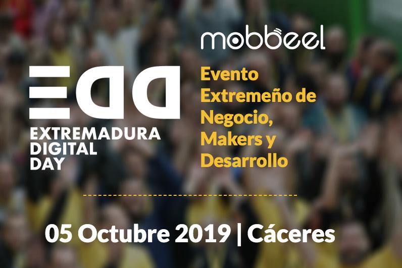 Mobbeel sponsors EDD 2019
