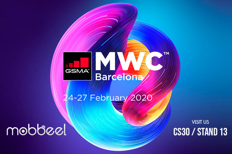 Visit our Stand at MWC 2020 in Barcelona