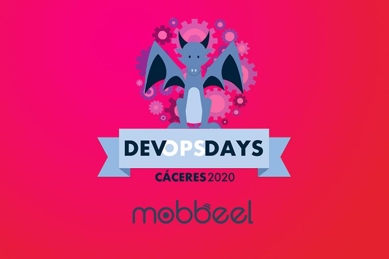 Mobbeel sponsors Devopsdays Cáceres 2020