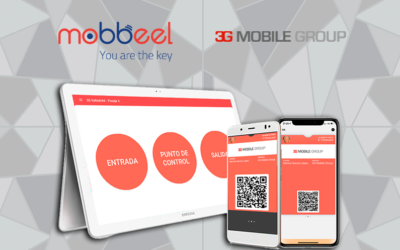 Mobbeel & 3GMG new partners to sign with biometrics: Time & Attendance
