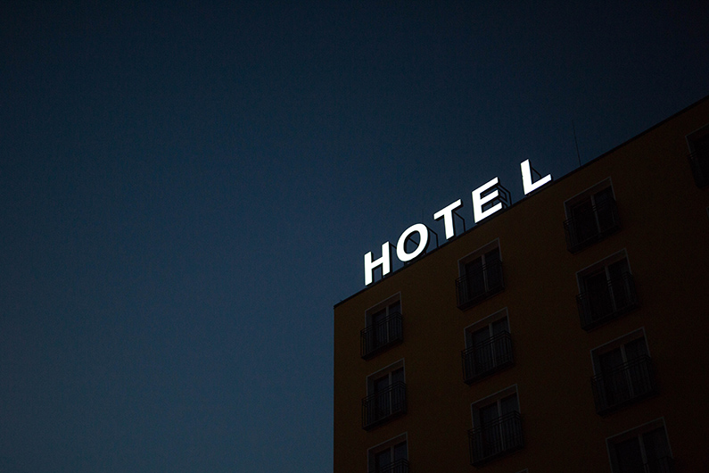Check-in online hoteles