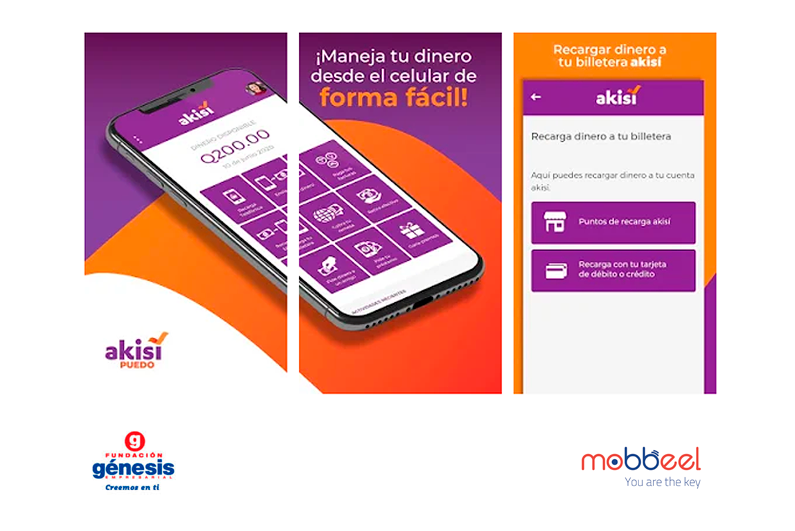 Pronet's Payment App AKISI Gets Biometric Selfie Onboarding from Mobbeel