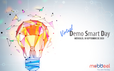 Mobbeel will be at the Virtual Demo Smart Day