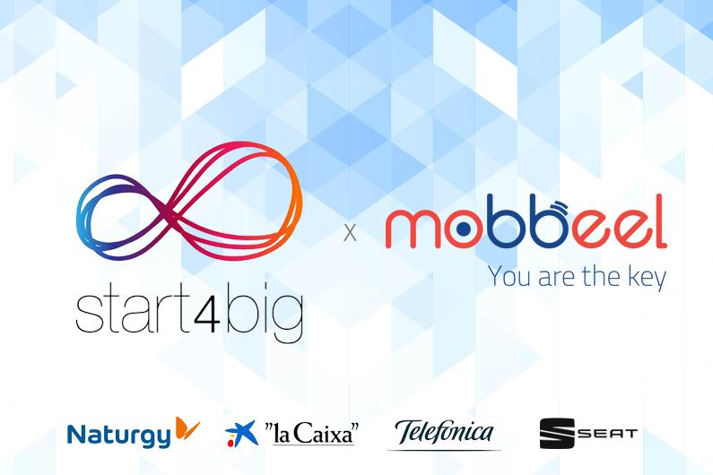 Mobbeel Ganador de la 2ª Edición del Start4Big