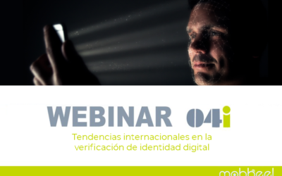 International digital identity verification Webinar