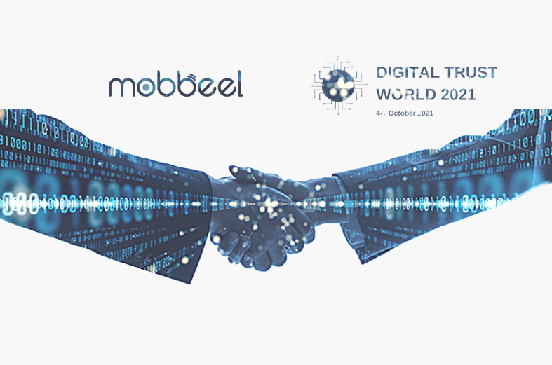 Mobbeel sponsors Digital Trust World 2021